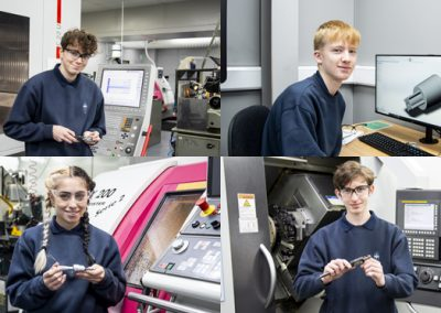 Reliance Welcomes 2020 Apprentices