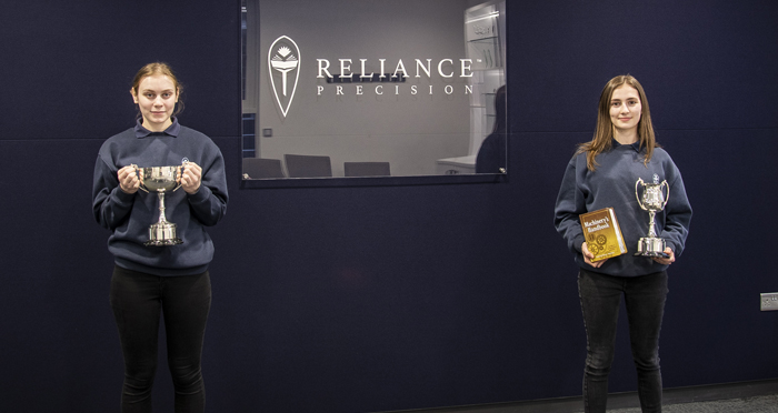 Reliance Announces 2020 Apprenticeship Award Winners